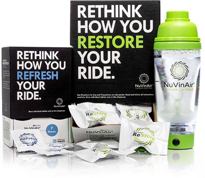 nuvinair restore