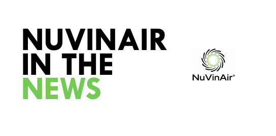 NuVinAir in the news