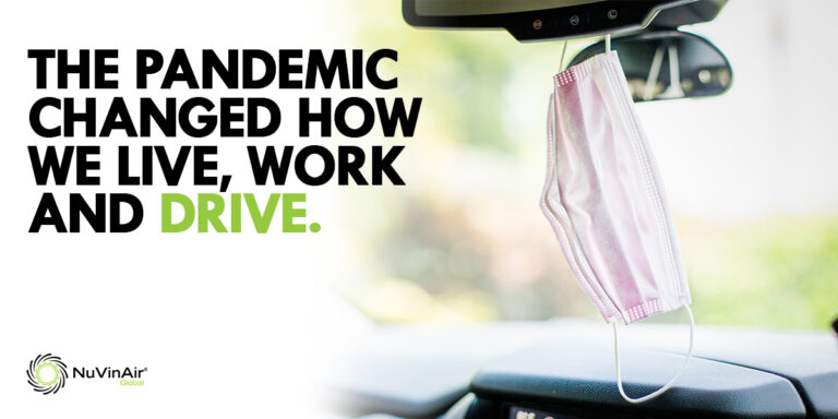 The Pandemic Changed How We Will Live, Work and Drive.