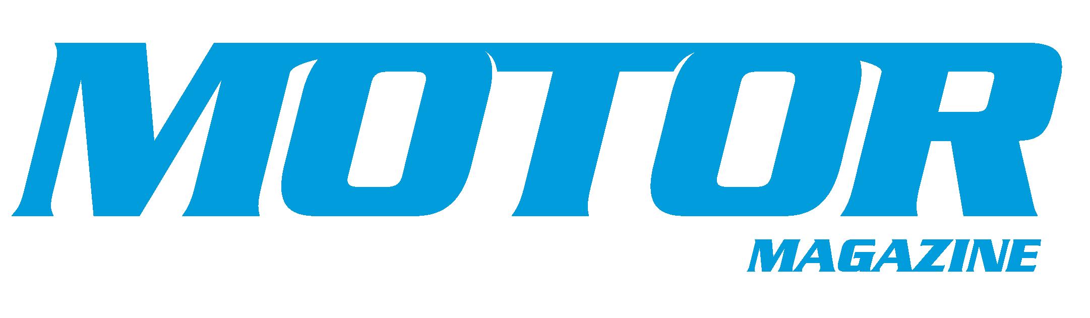 motor magazine logo